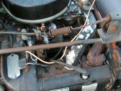 John Deere 400 Kohler K 532 Qs 20 Hp Engine Run Youtube