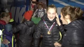Златоустовская «Динамо-Уралочка» - чемпион Первенства России по водному поло