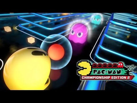Pac-Man Championship Edition 2 - Launch Trailer