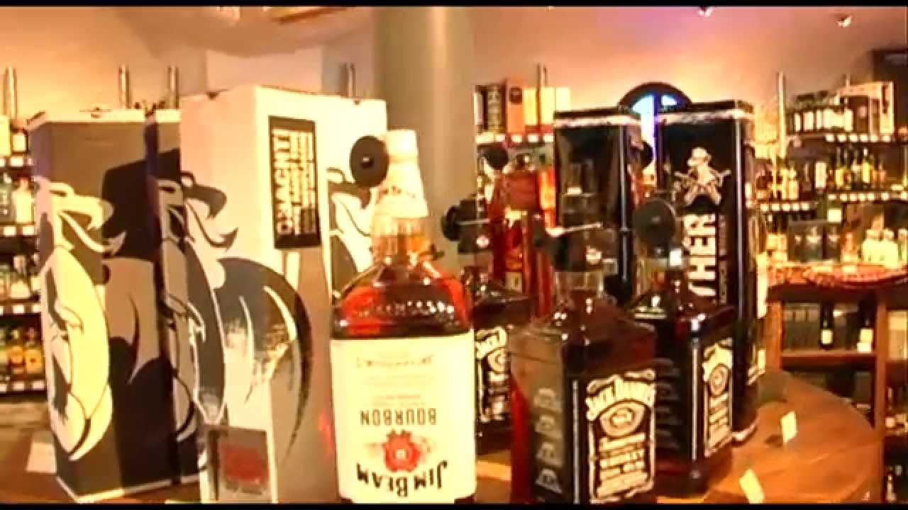 Maruhn -Welt der Getränke- Darmstadt - YouTube