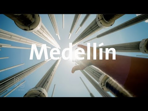 Recorriendo Medellín Ft Juanes Vélez | Alan por el mundo Colombia #9