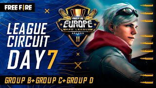 [EN] Free Fire Europe Pro League Season 2 - League Circuit Day 7