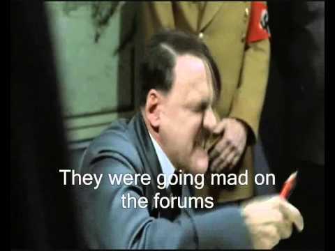 Hitler Sells All His Bitcoins