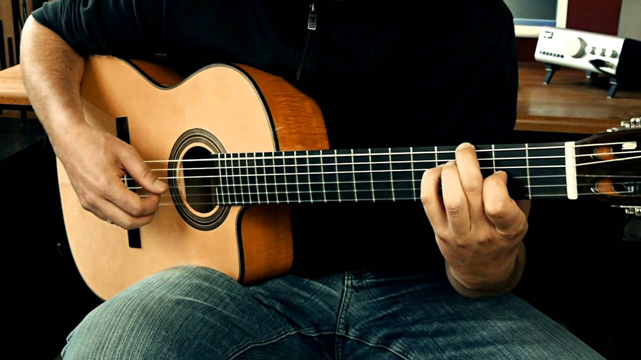 How to Figure Out the Rhythm of a Song in Playing a Guitar