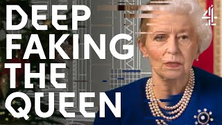 Deepfake Queen: The Making of our 2020 Christmas Message