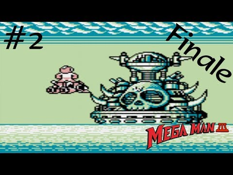 Mega Man III (Game Boy) - Episode 2 Finale