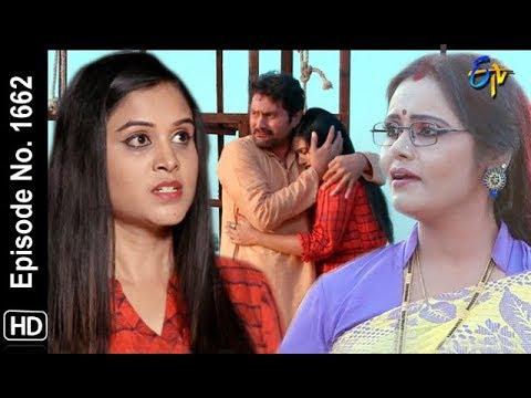 Swathi Chinukulu | 29th  December 2018 | Full Episode No 1662 | ETV Telugu