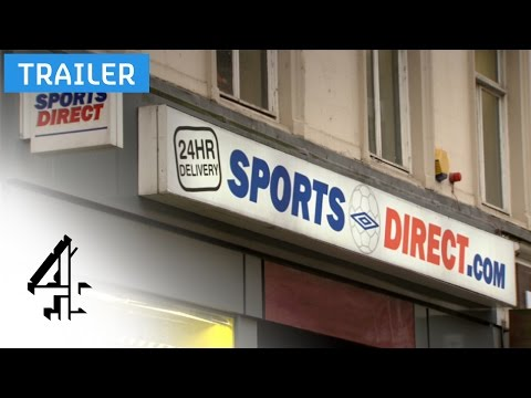 The Secrets Of Sports Direct | Monday 8pm | Channel 4