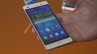 Huawei P8 Lite: un celular barato con elegante diseño y doble ranura SIM [video]