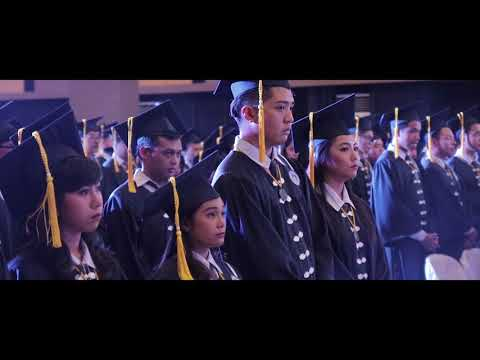 Ateneo SHS Batch 2018 Baccalaureate Mass and Graduation Rites