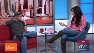 Phil Labonte Talks on MSNBC's The docket