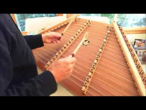 Pachelbel Canon in D Fantasia for hammered dulcimer