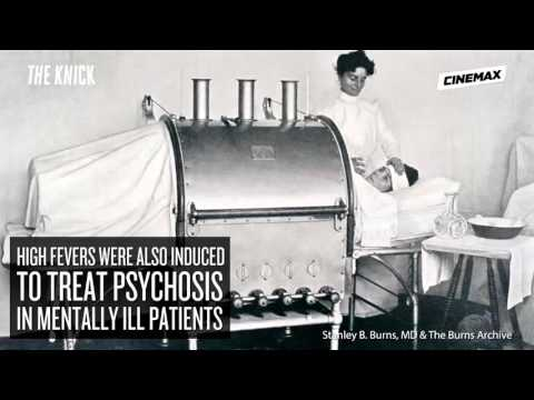 The Knick Season 2 - Factoid Fever Cabinets (Cinemax)