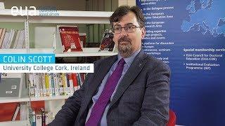 Diversity and inclusiveness in universities: Colin Scott, University College Dublin, Ireland thumbnail