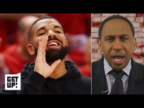 Stop whining about Drake and invite him to Milwaukee! - Stephen A. | Get Up!