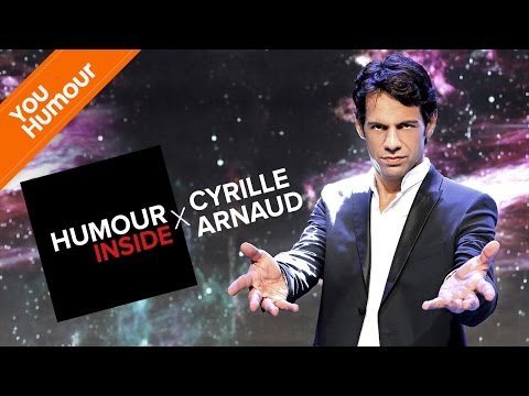 HUMOUR INSIDE - Cyrille Arnaud, l'hypnose
