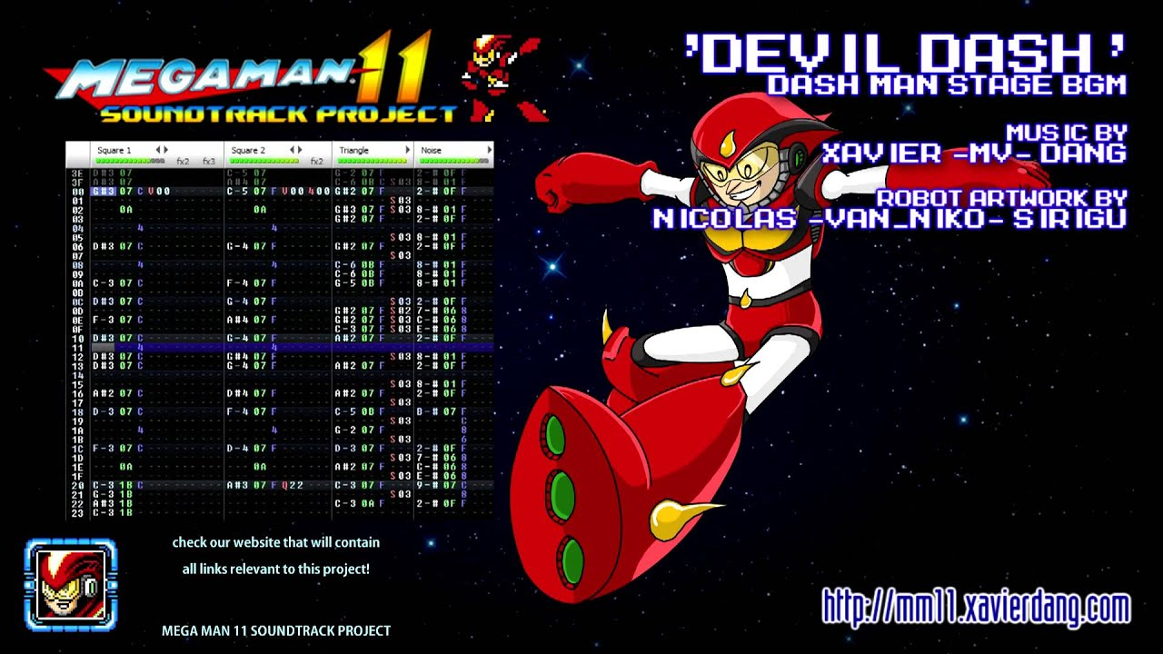 Devil Dash  Dash Man Stage