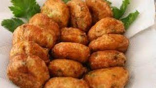perkedel kentang ayam