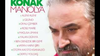Volkan Konak - Dertli Yoldaş (Manolya-2015)