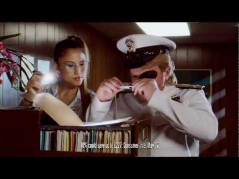 Erica Juliet (Erica Ocampo) - Epic (£1,000 Man Commercial) - Actress (Money Supermarket) Rick Ross?