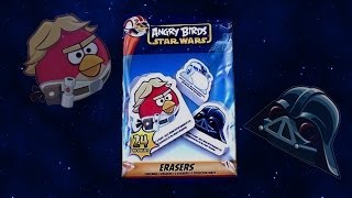 Borradores de Angry Birds Star Wars Thumbnail