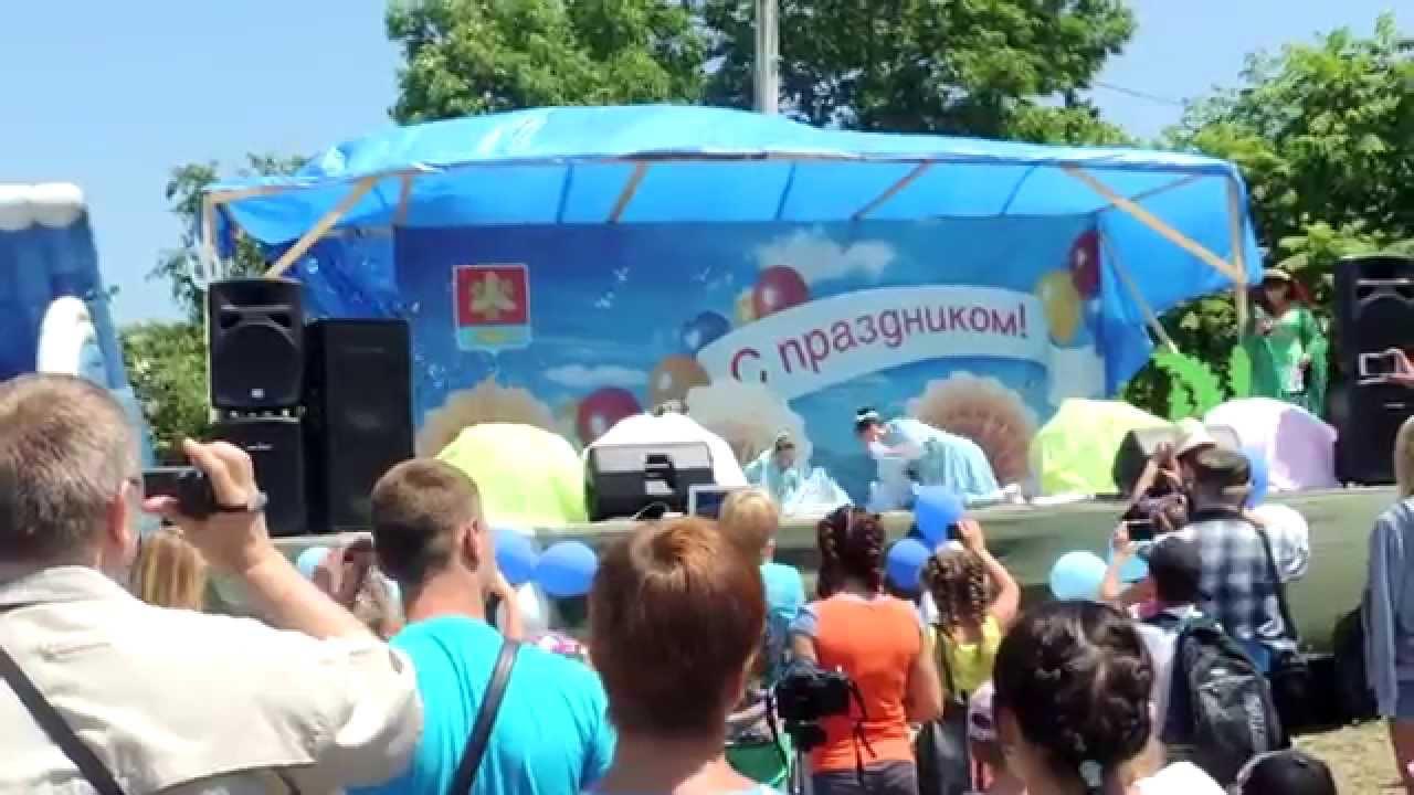День рыбака 2015 @Подъяпольск