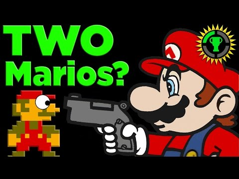Thumbnail: Game Theory: The Mario Timeline's SHOCKING Reveal
