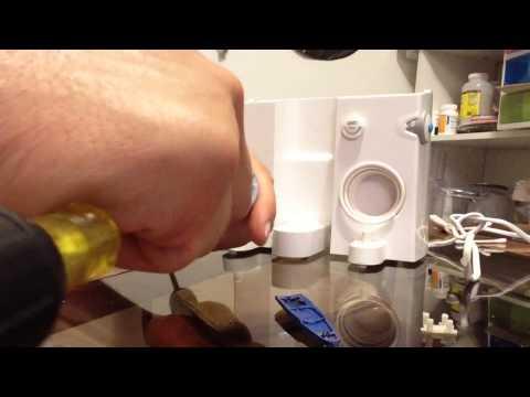 HD DIY-Hose repair/replace Part 1-Braun Oral-B OxyJet Professional Care oral shower