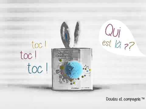 Doudou et Compagnie Coucou Lapin