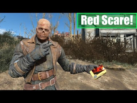 Fallout 4 Mods: Red Scare!