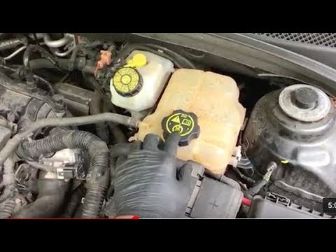 How to drain coolant safely - Chevy Cruze/Malibu/Impalla
