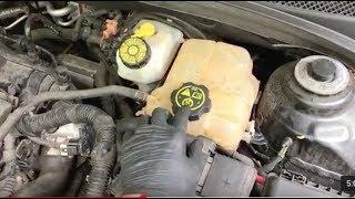 How to drain coolant safely - Chevy Cruze/Malibu/Impalla