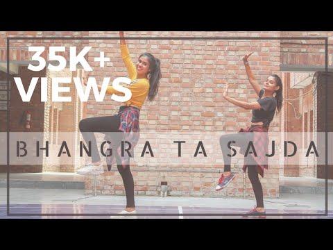 BHANGRA TA SAJDA | VEERE DI WEDDING | NEHA KAKKAR | DANCE CHOREOGRAPHY | RITIKA SANKHLA feat. SHRUTI