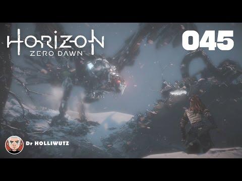 Horizon Zero Dawn #045 - Pirscher, Geier & geheime Geheimdungeon [PS4] Let's play Horizon Zero Dawn