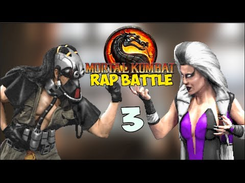 Mortal Kombat Rap Battle Pt. 3