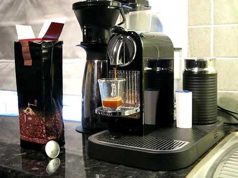 Capsules Cafe Starbucks Test