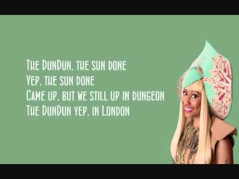 Will.I.Am Check It Out Feat. Nicki Minaj Lyrics Video