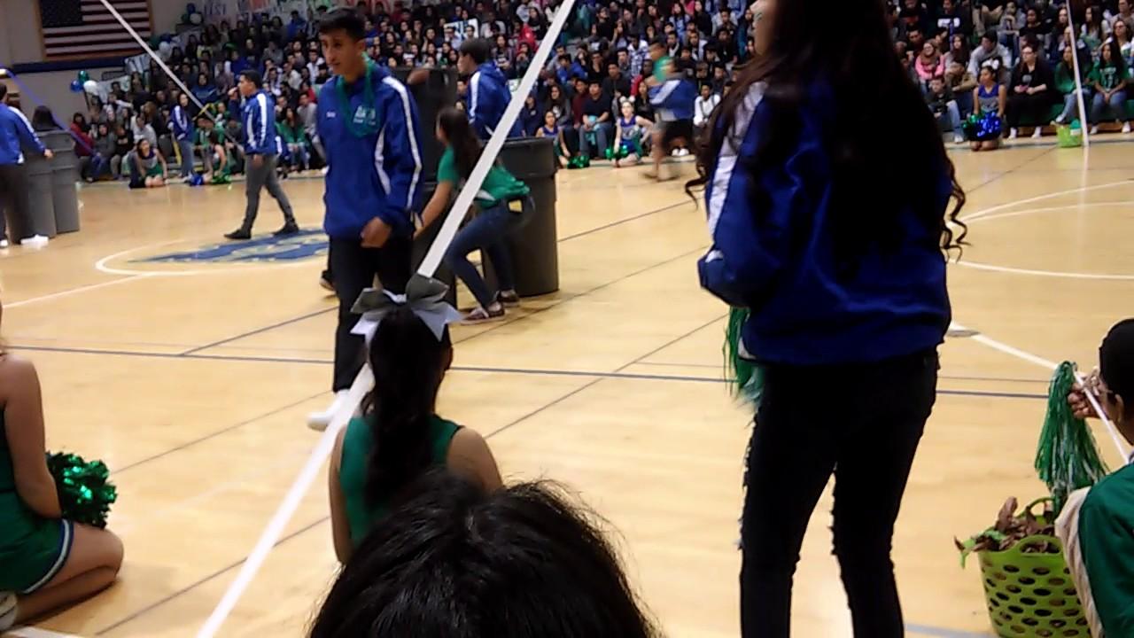 Highland High School Bakersfield Rally 2017 Youtube