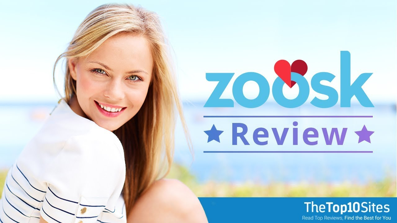 Dating site reviews zoosk