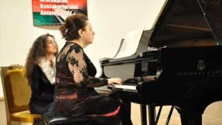 Eldar Mansurov 2 Pieces For Piano