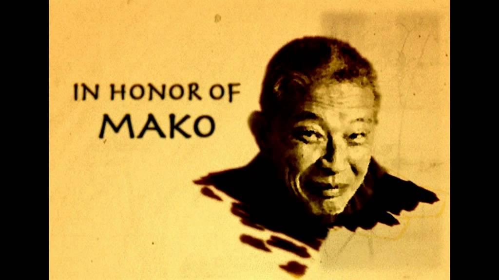 Honor Of Mako Iwamatsu Youtube