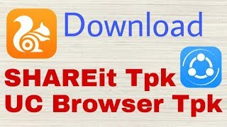 Gambar cover SHAREit tpk file download and UC Browser for Tizen tpk download for Samsung Z2, Z1, Z3, Z4