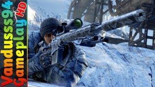 Sniper: Ghost Warrior 2 - Siberian Strike DLC Gameplay [PC FULL HD]