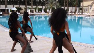 Diamond Platnumz- Nasema Nawe [Official Dance Video] By Sherrie Silver and The Unique Silver Dancers