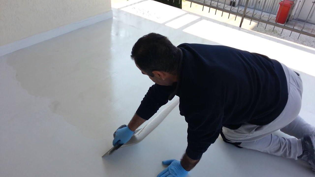 Pavitek impermeabilizzazioni terrazzi! - YouTube