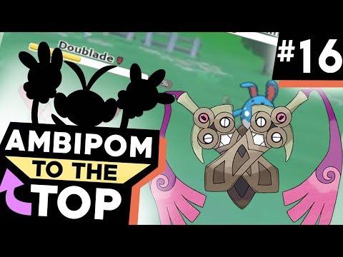 """AMBIPOM TO THE TOP!"" #16 Pokemon Ultra Sun & Moon! UU Showdown Live w/PokeaimMD"