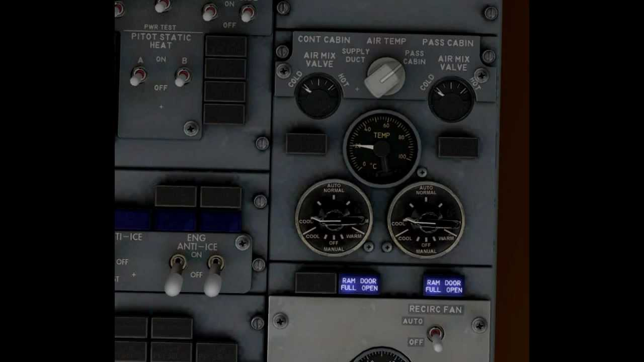 Bleed Air System - IXEG - International X-Plane Engineering Group
