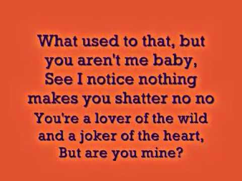 The Kooks-Junk Of The Heart Lyrics