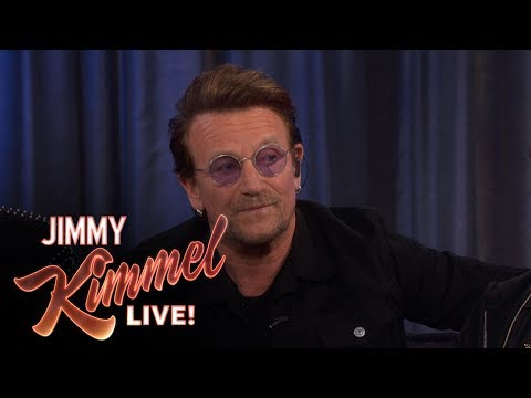 Thumbnail: Bono Reveals How He Feels About Donald Trump