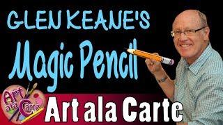 """Glen Keane's Favorite Pencil """"Fixed"""""""